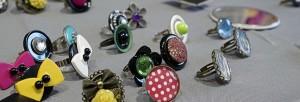 la création des bijoux